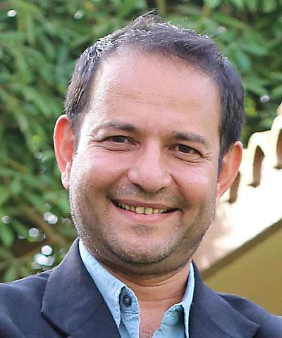 Mihir A. Parikh